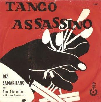 Riz Samaritano - Cadavere Spaziale (1962)