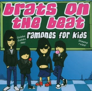AA.VV. - Brats On The Beat: Ramones For Kids (2006 - album)