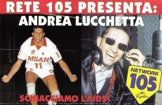 Andrea Lucchetta - Schicciamo l'AIDS