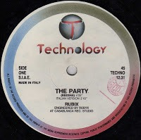 Rubix - The Party