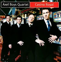 Axel Boys Quartet - Casino Royal