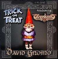 Trick Or Treat feat. Elvenking- David Gnomo