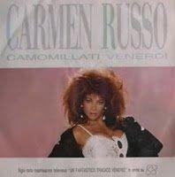 Carmen Russo - Camomillati Venerdì