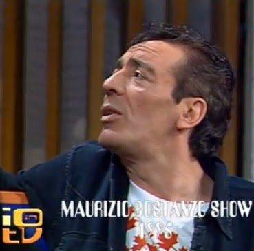 Mino Reitano al Maurizio Costanzo Show 1995