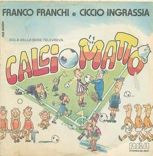 Franco Franchi e Ciccio Ingrassia - Calcio Matto