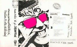 Skiantos - Inascoltable (cassetta)