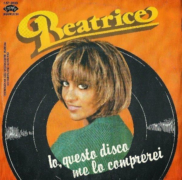 Beatrice - Io Questo Disco Me Lo Comprerei