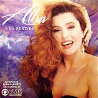Alba Parietti - Alba Da Sentire