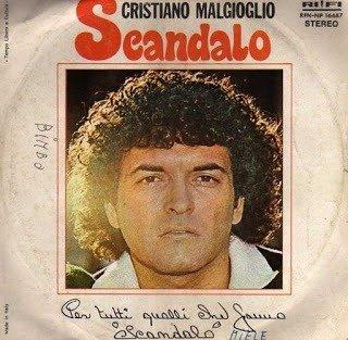 Cristiano Malgioglio - Scandalo