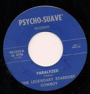 The Legendary Stardust Cowboy - Paralyzed / Who's Knocking At My Door?