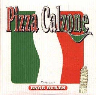 Enge Buren Pizza Calzone