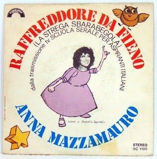 Anna Mazzamauro - Raffreddore Da Fieno