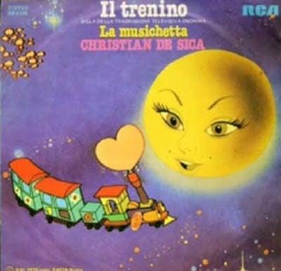 Christian De Sica - Il Trenino