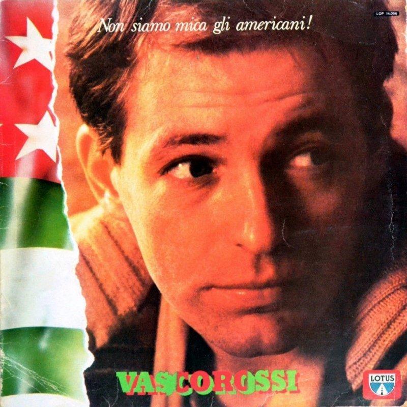 Vasco Rossi - Non Siamo Mica Gli Americani 1979