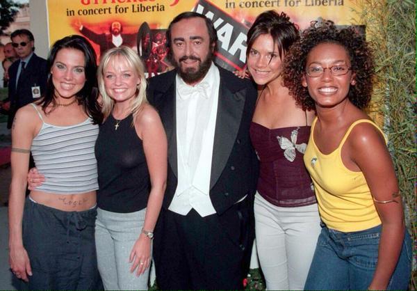 I 10 peggiori duetti del Pavarotti & Friends